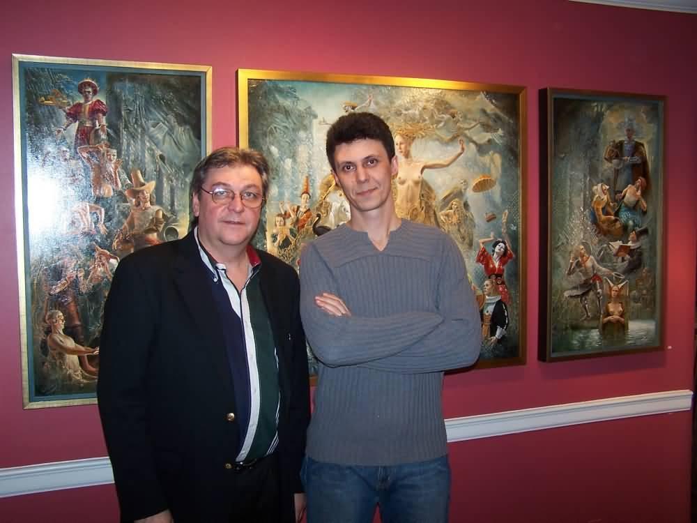 Konstantin Vais Interart Gallery