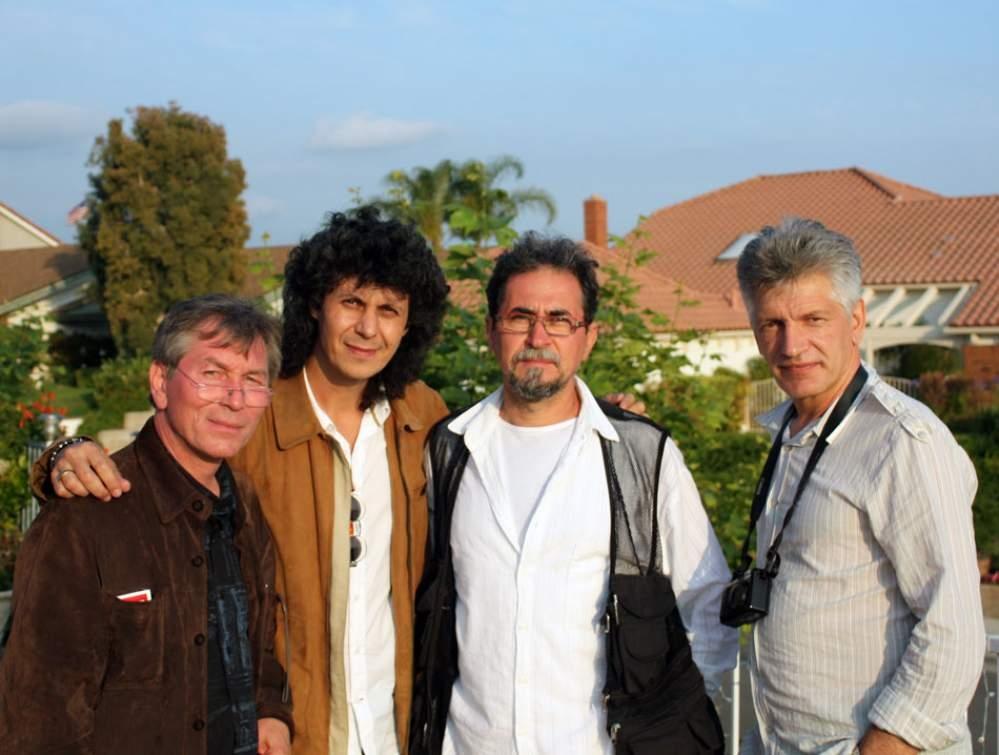 Yuriy Yurov, Zeljko Durovic, Sergey Aparin