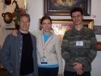 Daniel and Yulia Merriem