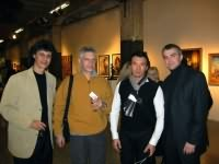 Sergey Aparin and Victor Safonkin