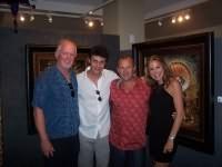 Steve Prater, Kevin Pieropan, Sandy Murphy