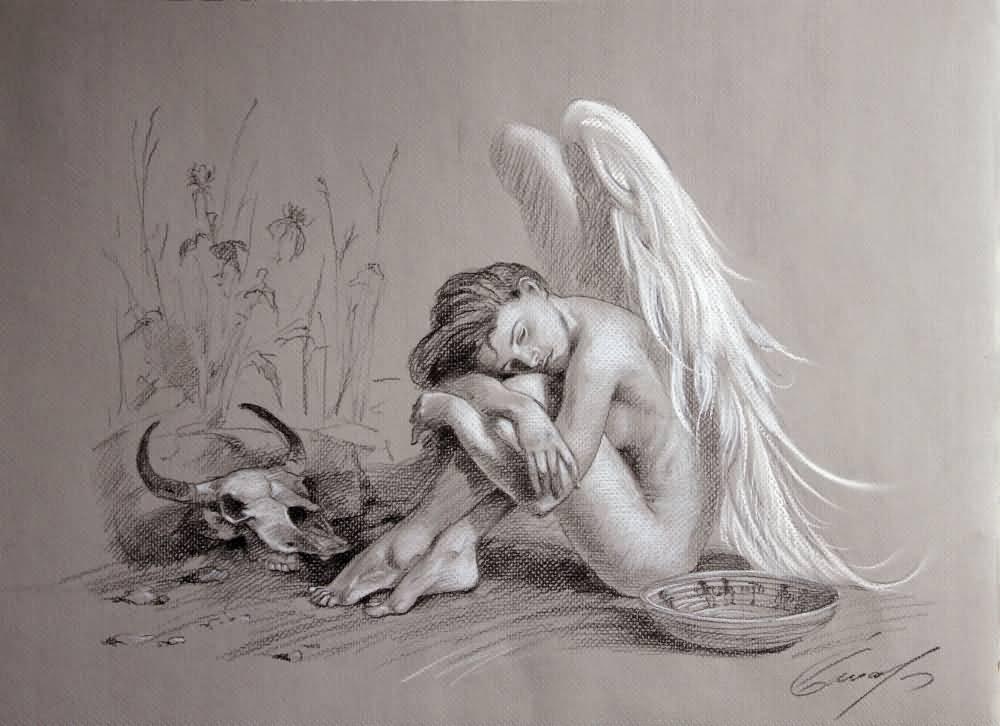 Angel of Santa Fe