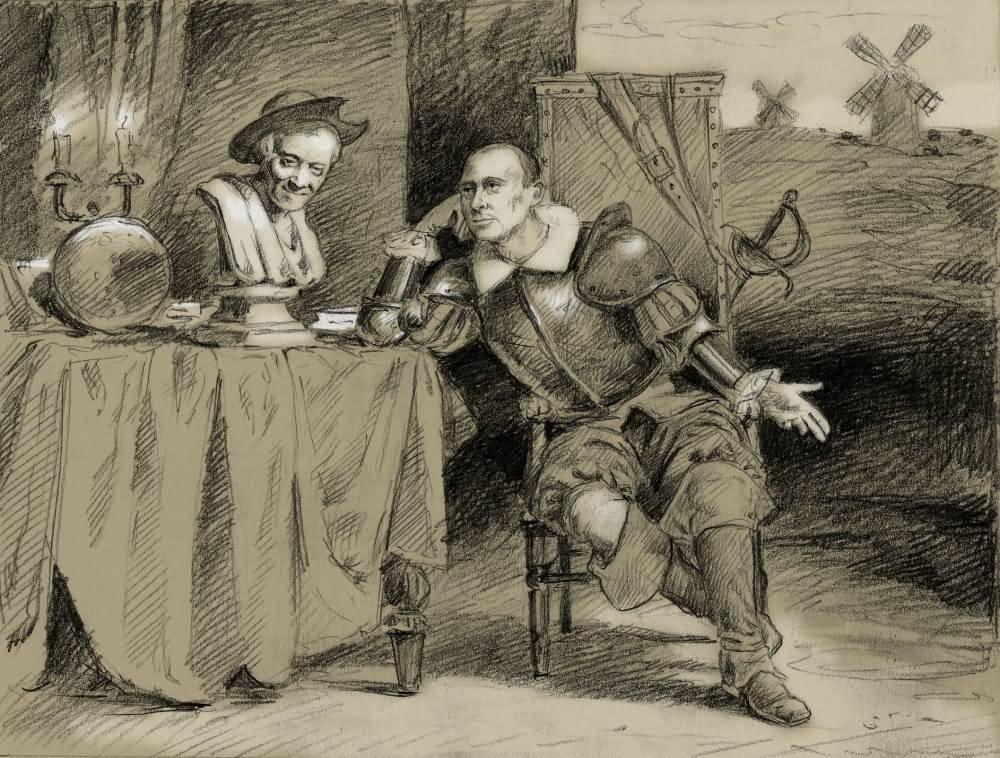 Don Quixote Revelations