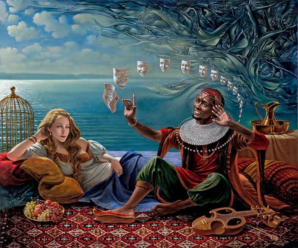 Lullaby For Desdemona II