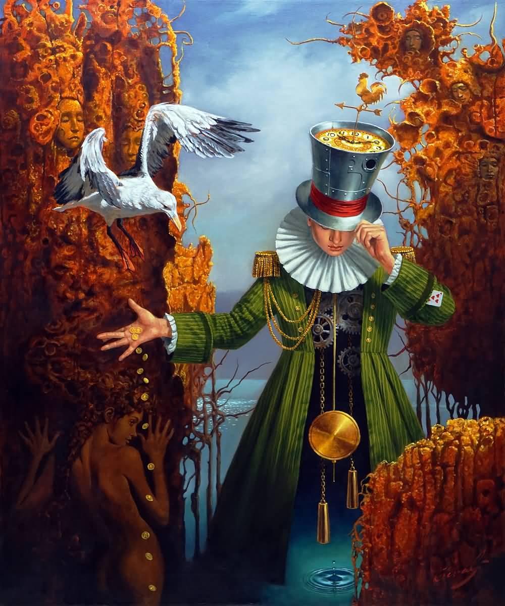 Wind of renunciation