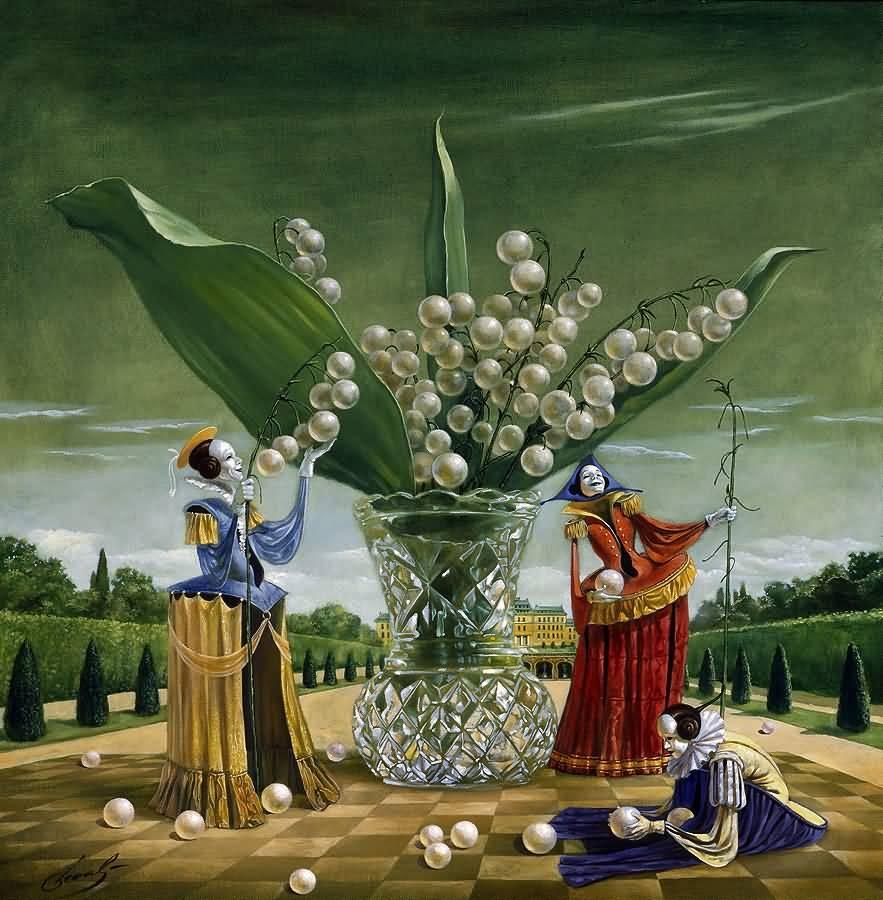 Bouquet of Metaphors