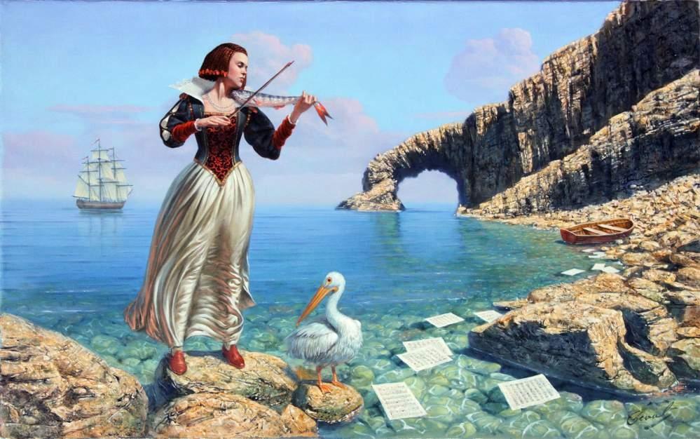Songs Of The Island Of Sirens II
