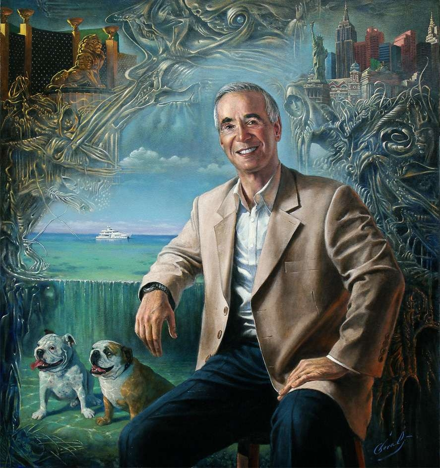 Portrait of Gary Prim