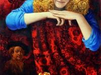Fever portrait of Ellen