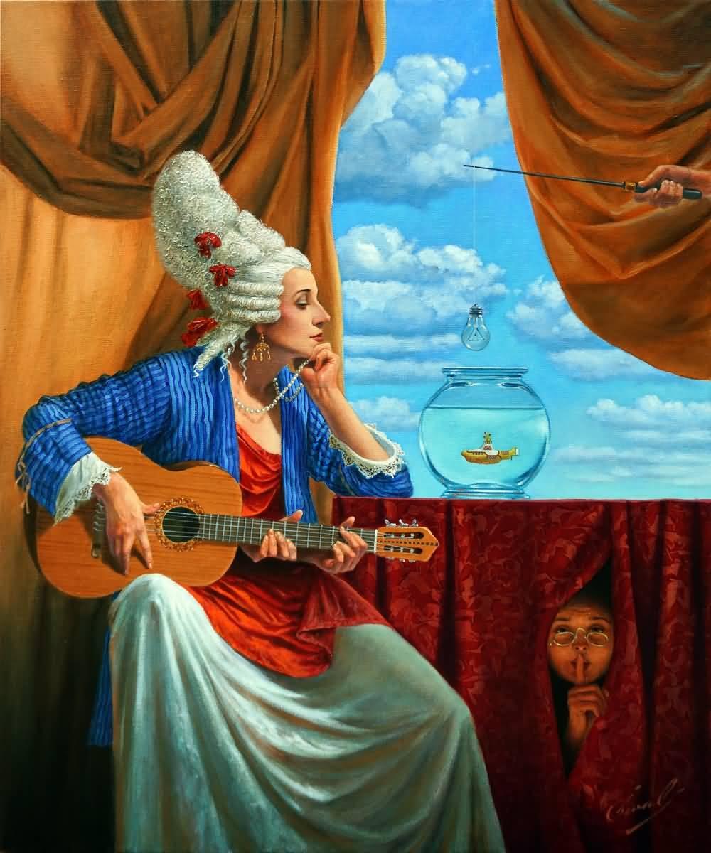 Creative Idleness