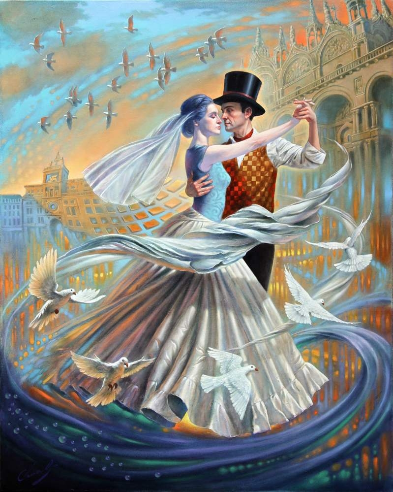 Dance with the Wind II