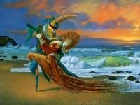 Sunset Tango II